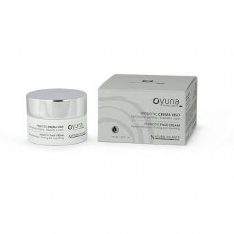 Crema facial con prebióticos - Oyuna