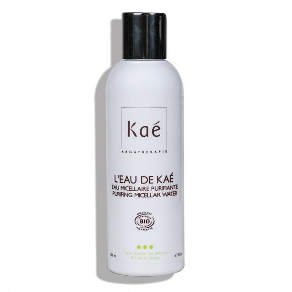 Agua micelar purificante 200ml - kaé