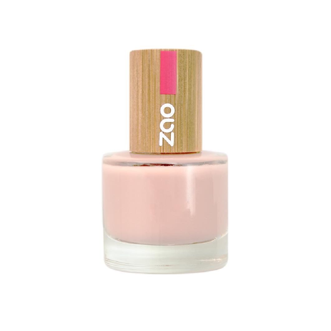 Esmalte 675  de uñas Rose Givré -ZAO makeup