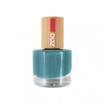 Esmalte 676  de uñas Biscay bay -ZAO makeup