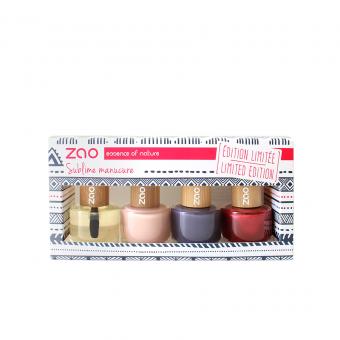 Cofre esmalte sublime manicure - ZAO