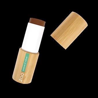 Maquillaje en stick brun chocolat 782 - ZAO