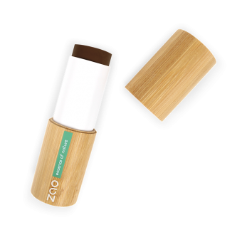 Maquillaje en stick brun ébène 784 - ZAO