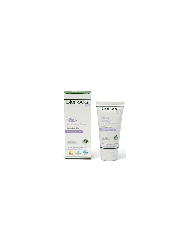 Crema lenitiva karité y caléndula - Bionova