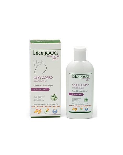 Aceite corporal elastizante argán y caléndula - Bionova
