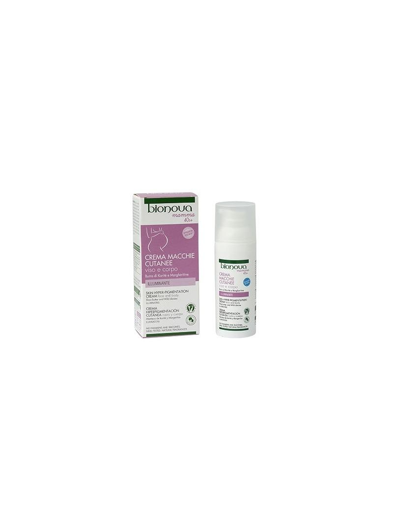 Crema facial anti-pigmentación karité - Bionova